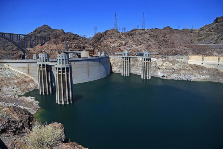 Iron Mountain Reservoir and Canal Liner Repairs