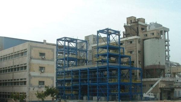 Solvay Belgian Alexandria Soda Ash Factory