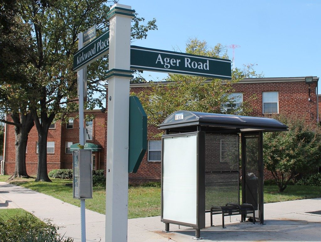Ager Road Improvements