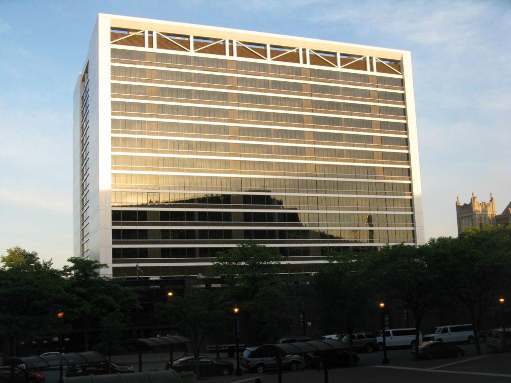University of NY  CCNY Marshak Science Building